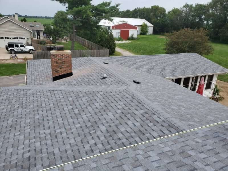 Roofing Services - New Roof in La Porte, IN
