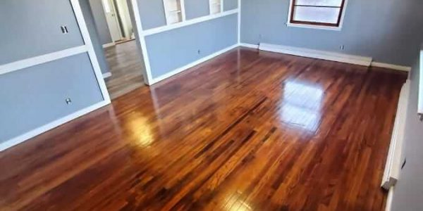 Flooring Project in a Room